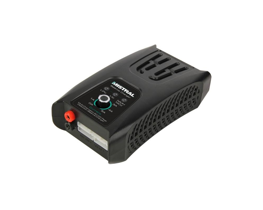 radient mistral led ac/dc ni-mh/lipo/life charger