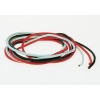 jp 14swg silicone wire (white/black/red) 1m