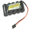 voltz 1600mah 6.0v rx straight battery