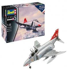 revell british phantom fgr mk.2 1:48