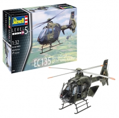 revell ec135 heeresflieger/ germ. army aviation 1:32