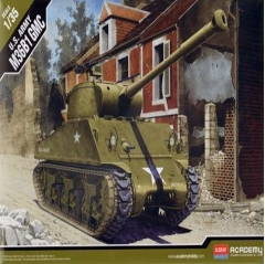 academy 1:35 - m36b1 tank destroyer