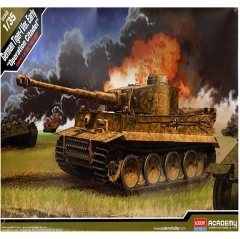 academy 1:35 - tiger i early operation citadel