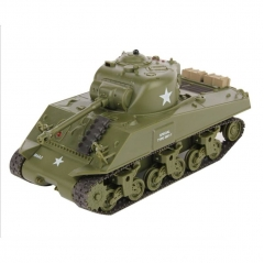 heng long 1:30 sherman easy eight rc tank