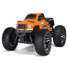 arrma granite 4x4 blx monster 1:10 rtr orng/blk