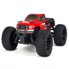 arrma granite 1/10th scale mega brushed 4wd mt rtr