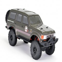 ftx outback mini x lc90 1/18th scale 4x4 trail crawler rtr