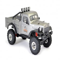 ftx outback mini x texan 1/18th scale 4x4 trail crawler rtr