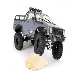 ftx outback hi-rock 1/10th scale 4x4 trail crawler rtr