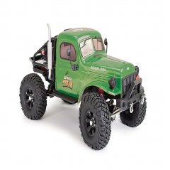ftx outback texan 1/10th scale 4x4 trail crawler rtr