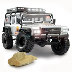 ftx kanyon 1/10th scale 4x4 trail crawler rtr