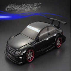 matrixline amg c_coupe 195mm lexan bodyshell with accessories