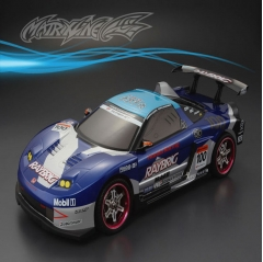 matrixline nsx raybrig 190mm lexan bodyshell with accessories