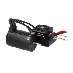 robitronic ten brushless motor & esc combo