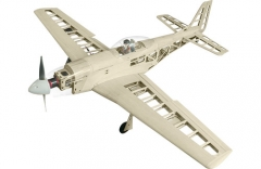 super flying model p-51d mustang 40 kit