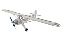 super flying model piper j-3 cub 40 kit