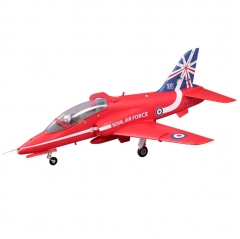 fms bae hawk red arrows edf 1042mm pnp