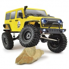 ftx outback fury 1/10th scale 4x4 trail crawler rtr