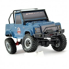 ftx outback mini 2 ranger 1/24th scale 4x4 trail truck rtr