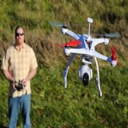 Aerial Photography Quadcopters & Hexacopter