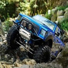 Rock Crawlers & Trail Trucks