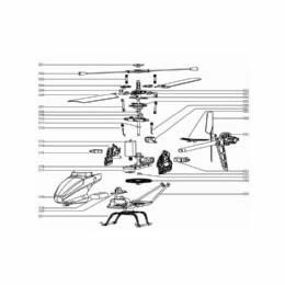 Helicopters Parts & Spares